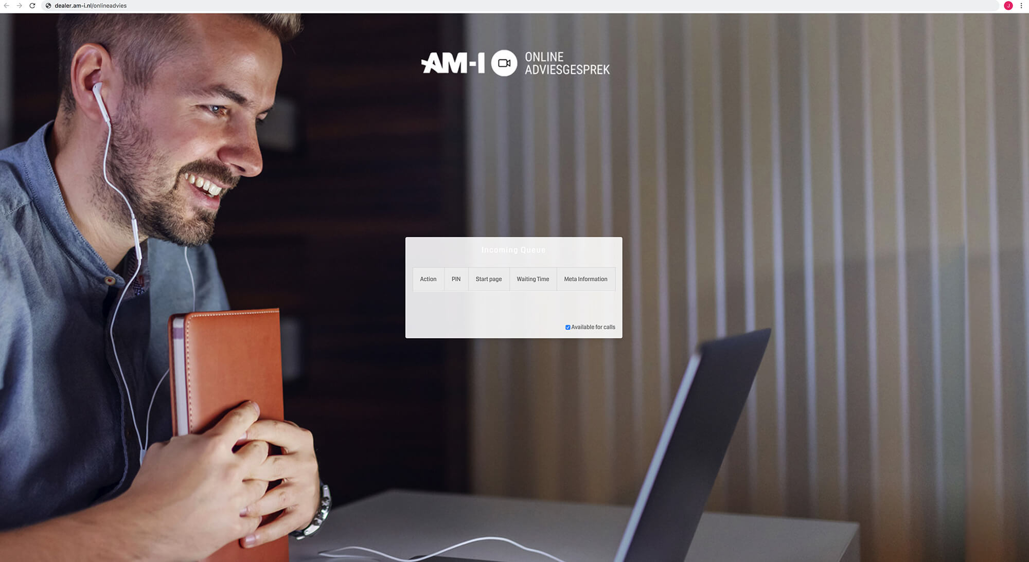 AM-i Online Consultation
